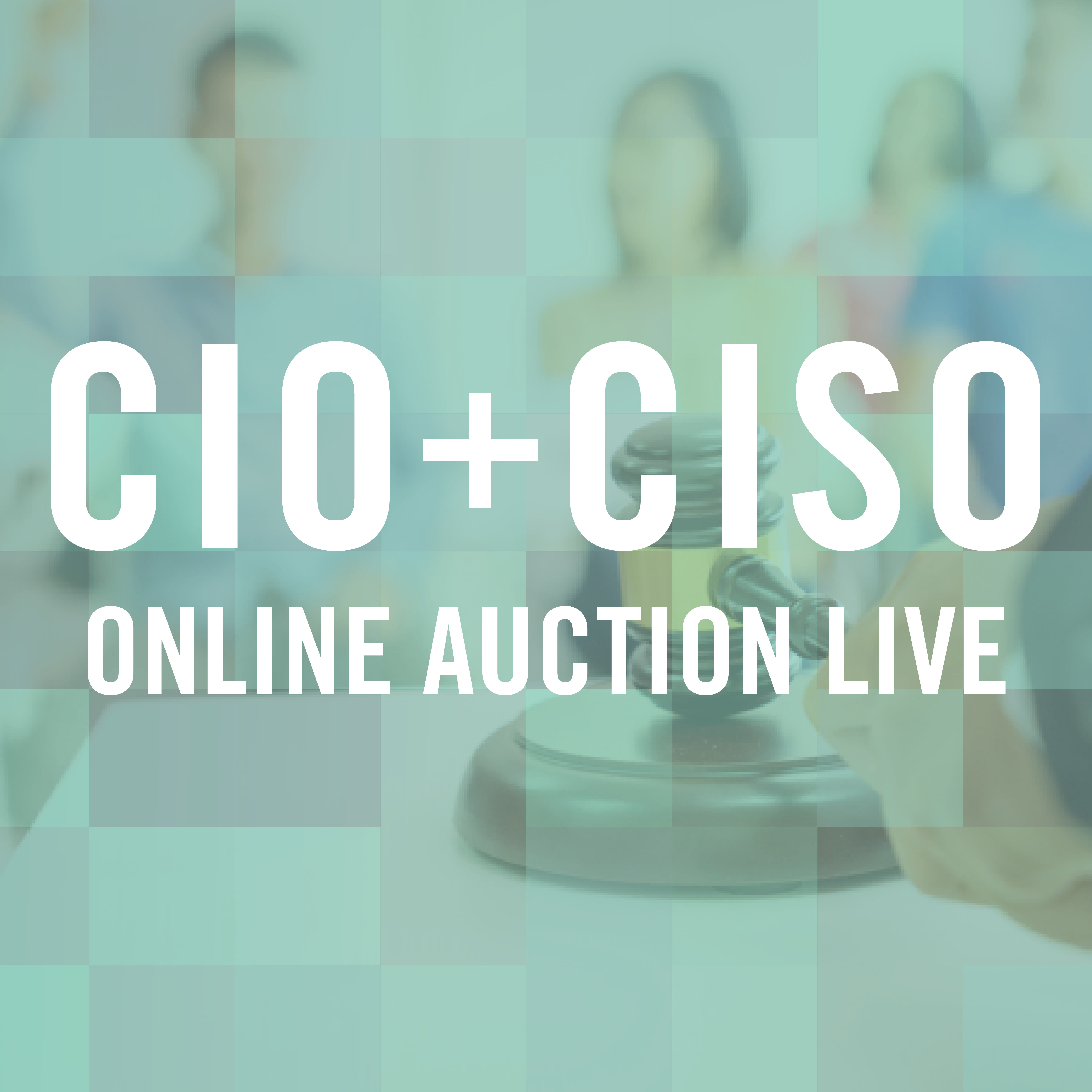 Annual CIO/CISO Online Auction