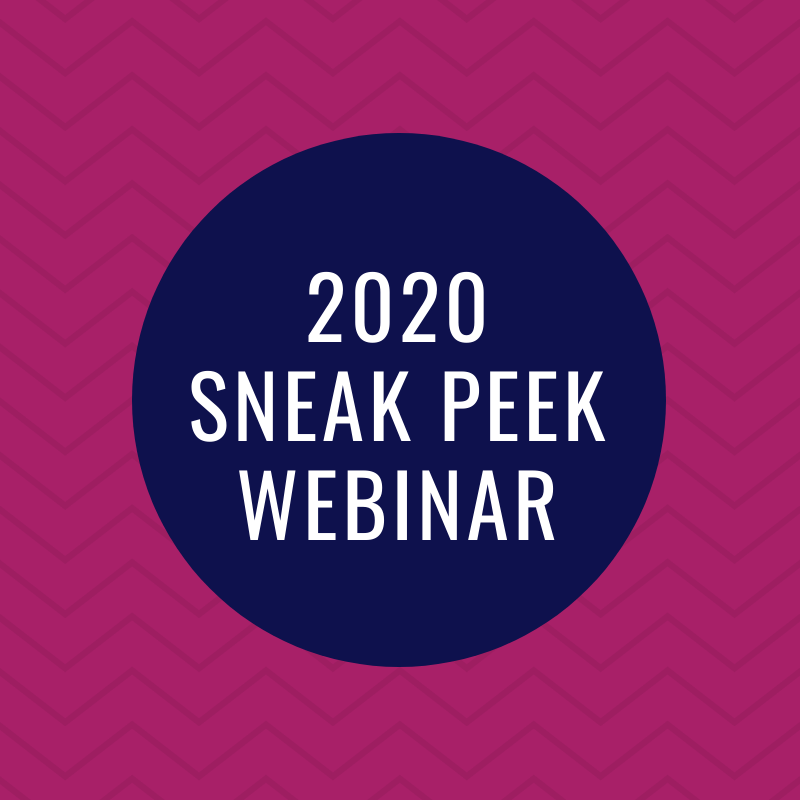 NC TECH 2020 Sponsorship Preview Webinar