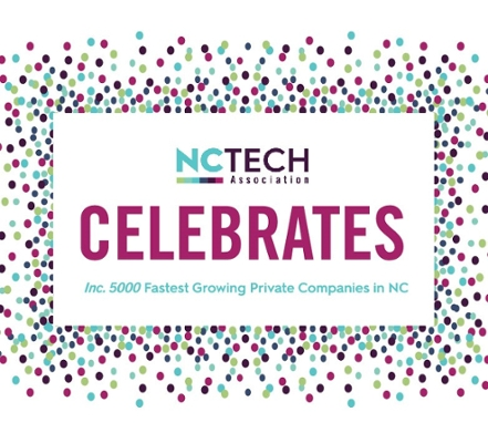 2018 NC TECH Celebrates NC's Fastest Growing Private Companies