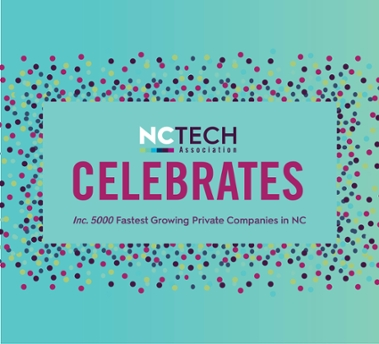 2019 NC TECH Celebrates NC's Fastest Growing Private Companies