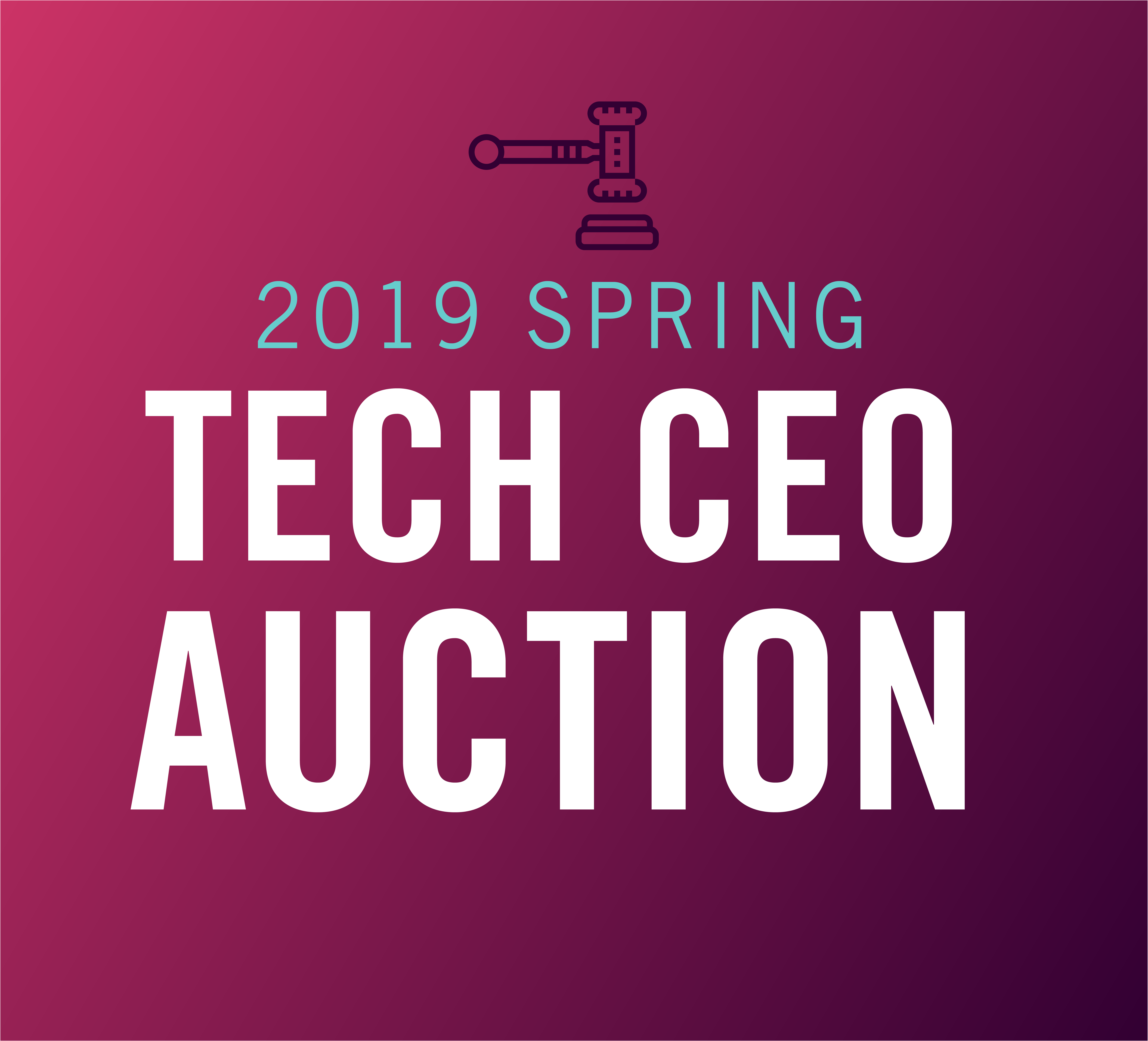 2019 TECH CEO Online Auction