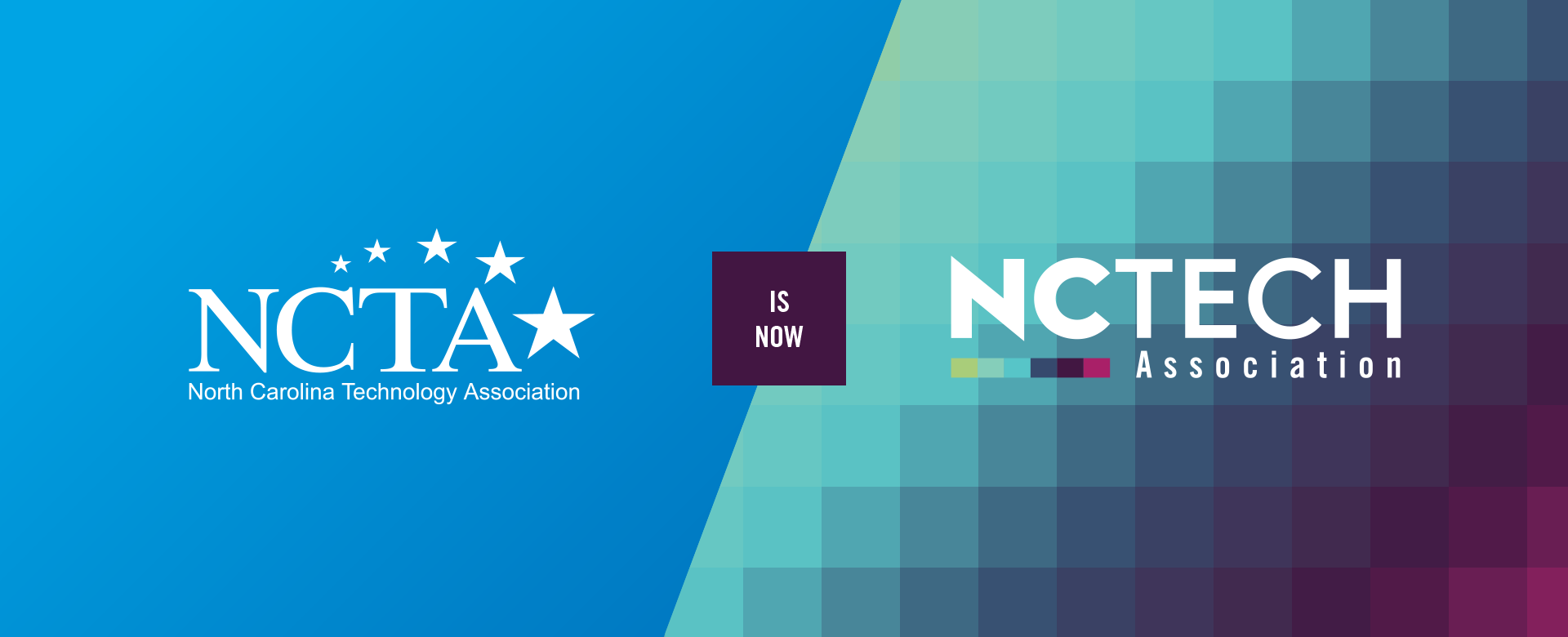 NCTA is now NC Tech Association