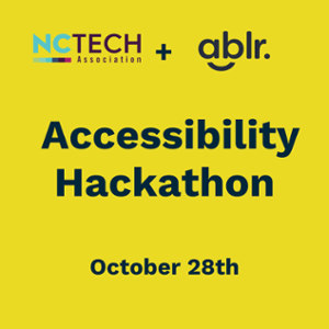 December Guest Blog: Accessibility Hackathon - Emphasizing The Importance of Digital Accessibility